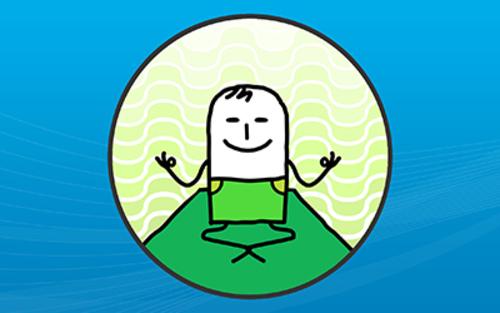 """Afficher """"Découvrez les bases du yoga - Claire Gautier"""""""